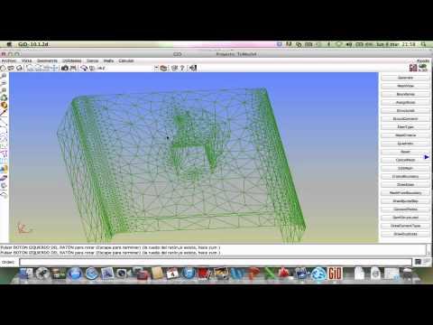 Video tutorial GiD 5