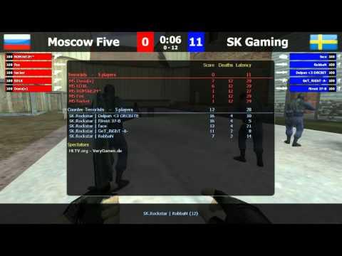 FCL Week 3: M5 vs SK Gaming