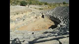 Xanthos antik kenti