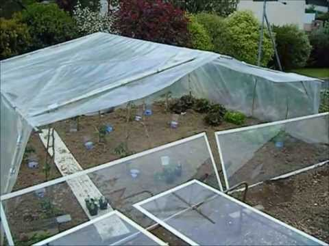 Astuces pour construire une serre de jardin equipementjardin - Construire une serre de jardin ...