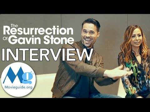THE RESURRECTION OF GAVIN STONE Exclusive Interview