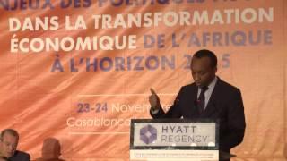 Mamadou Fall KANE - Cérémonie d'ouverture