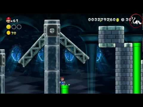 Walkthrough New Super Mario Bros U - Nintendo Wii U - Episode 8