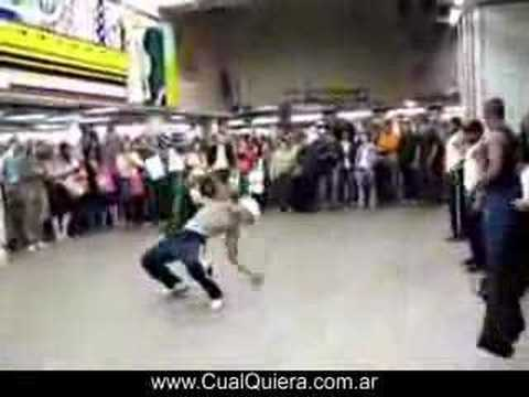 Break Dance Blooper