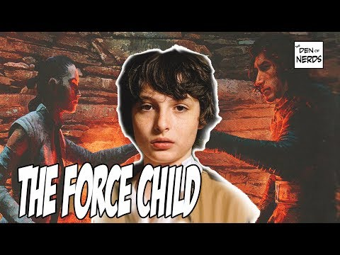 Reylo in Star War Episode 9 Leaks | Kylo Ren & Rey's Force Child (видео)