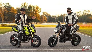 6. Honda Grom vs Kawasaki Z125: What's the difference?