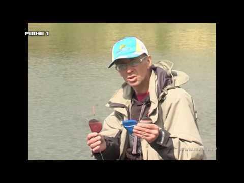 Риболовля штекером та болонською вудкою на Горині. Частина 2 [ВІДЕО]