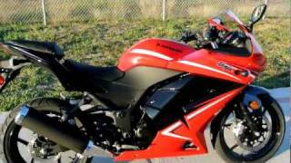 4. 2012 Kawasaki Ninja 250R: Overview and Review