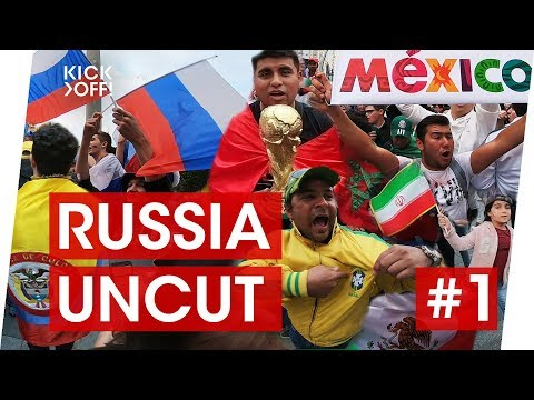 FIFA World Cup 2018, June 13 | Argentina, Mexico, Peru, Iran fans | UNCUT Part 1