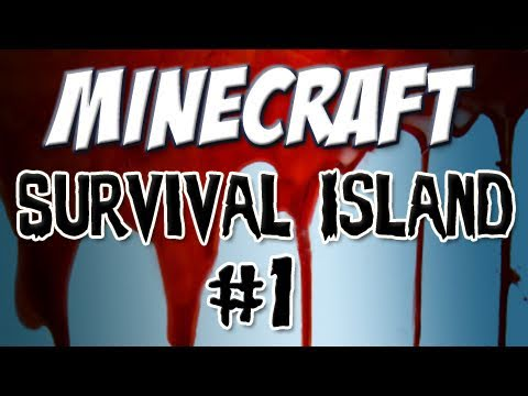 "Minecraft - ""Survival Island"" Part 1: Precious Dirt"