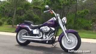 4. Used 2008 Harley Davidson Fat Boy Motorcycle for sale - Clearwater Beach, FL