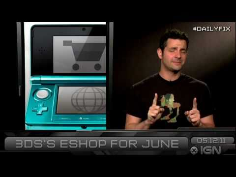 preview-Ghost Recon Delay & Chrono Trigger Returns - IGN Daily Fix, 5.12.11 (IGN)