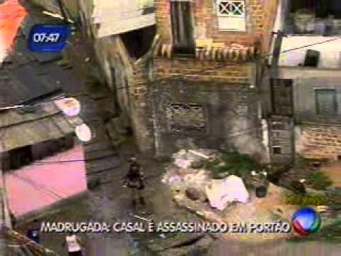 Casal assassinado em Portão