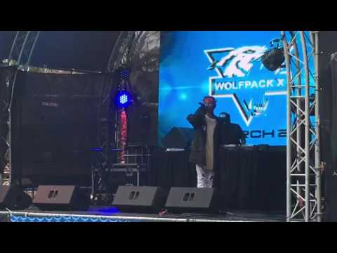 Khumz WolfPackX Launch Performance-uThando,Rolling In Dubane with Aewon Wolf