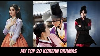 Video My Top 20 Korean Dramas (2015) MP3, 3GP, MP4, WEBM, AVI, FLV Maret 2018