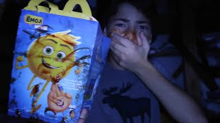 DO NOT ORDER THE EMOJI MOVIE HAPPY MEAL! *WARNING*