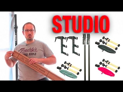 Ultimate Studio Background System
