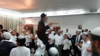 שמחת בית השואבה במחיצת הרב דוד חי הכהן