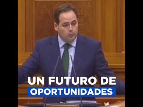 Page representa el pasado tras más de 30 años de gobiernos socialistas en Castilla-La Mancha