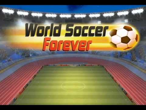 World Soccer Forever update trailer… Thumbnail