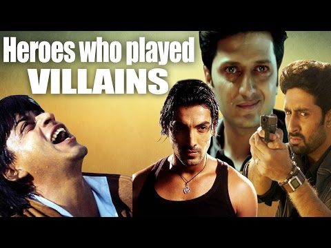 FEATURE | Heroes Who Played VILLAINS