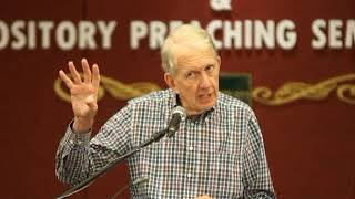 EPS 2012 Lecture 4 of 4 : David Jackman - Old Testament Prophecy and the Contemporary Church