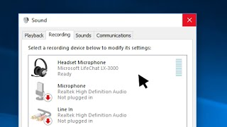Download Lagu How to Get or Enable Stereo Mix on Windows 10 Mp3