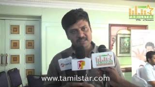 Prabhu Solomon at Kayal Movie Team Interview