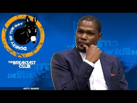 Kevin Durant Apologizes For 'Idiotic' Twitter Exchange With Fan