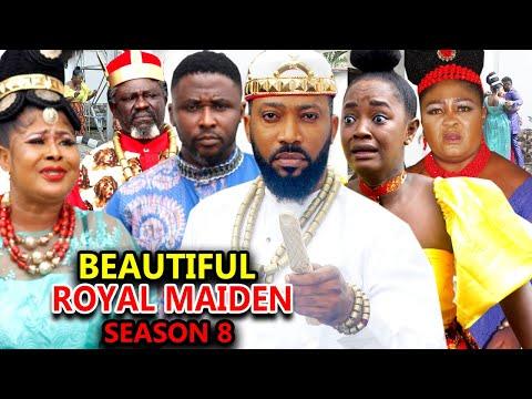 BEAUTIFUL ROYAL MAIDEN SEASON 8 - (New Movie) Fredrick Leonard 2020 Latest Nigerian Nollywood Movie