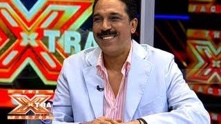 لقاء عبد الله الرويشد - الحلقة الخامسة - The XTRA Factor 2013