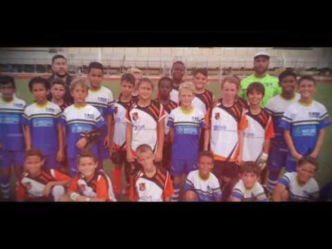 Aruba Soccer Academy a cumpli 1 anja di existencia