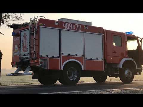 Wideo: Śmiertelny wypadek pod Ścinawą