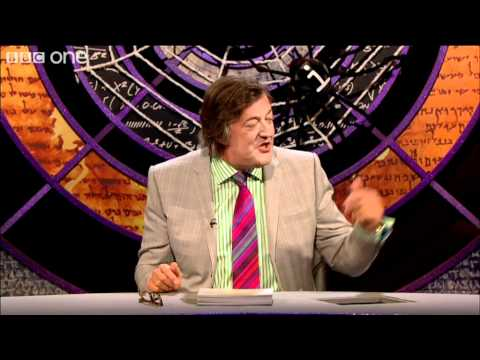 Pickled Toe Anyone? - QI Series 8 Episode 7 Horrible Preview - BBC One