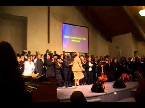 Min.Leslie P. Barnes - I am Saved