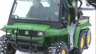 1. John Deere Gator TH 6x4 Diesel