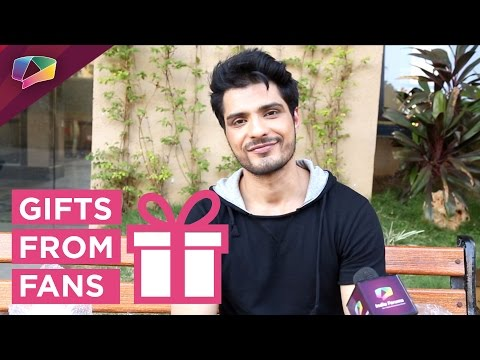 Vin Rana Receives Gifts From Fans