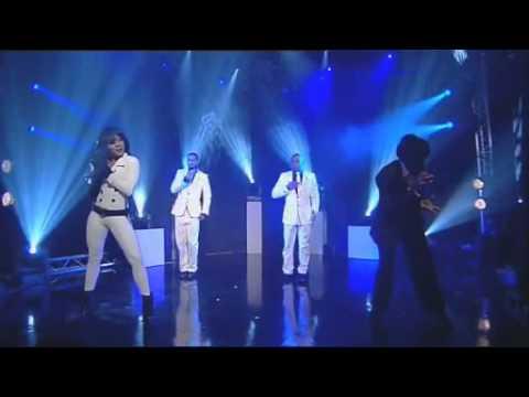 Ne-Yo - Beautiful monster (Live GMTV 2010)