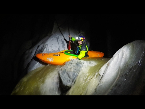 Underground Cave Kayaking