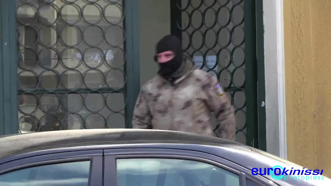 Καστοριά: Στον ανακριτή ο ειδικός φρουρός για τη δολοφονία του οδηγού ταξί
