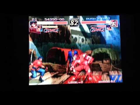 Kizuna Encounter Super Tag Battle Neo Geo