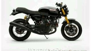 2. 2010 Ducati SportClassic GT1000 - Specification