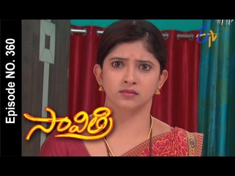 Savithri--28th-May-2016--సావిత్రి-–-Full-Episode-No-360