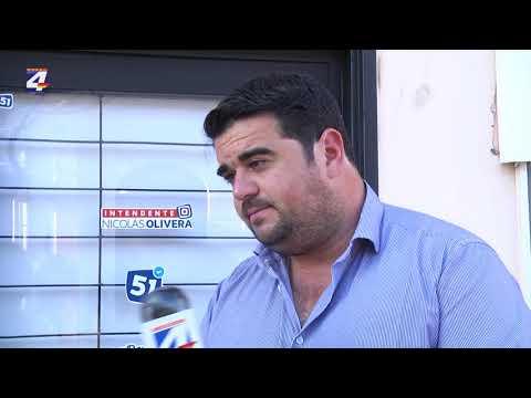 Nicolás Olivera se reunió con Mario Díaz para definir comienzo de transición