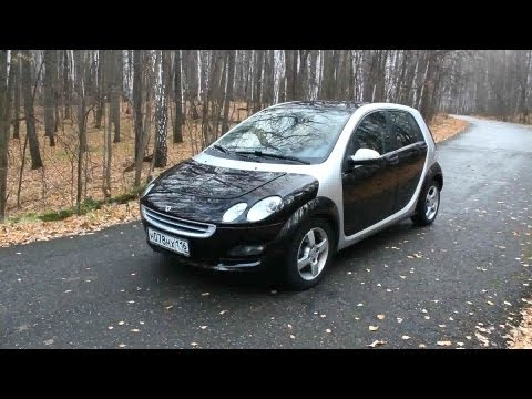 2004 Smart Forfour. Start Up, Engine, and In Depth Tour.