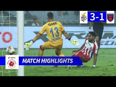 ATK FC 3-1 Odisha FC - Match 77 Highlights   Hero ISL 2019-20
