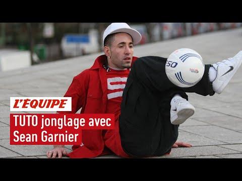 Apprendre à jongler avec Sean Garnier