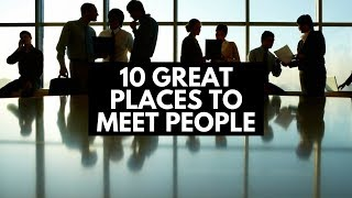 Nonton 10 Great Places To Meet People Film Subtitle Indonesia Streaming Movie Download