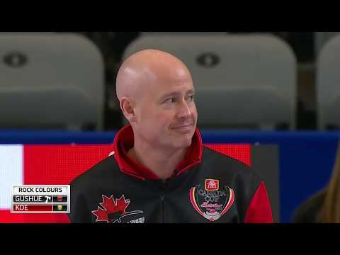 2018 Home Hardware Canada Cup Of Curling - Gushue Vs. Koe  (Men's Semifinal)