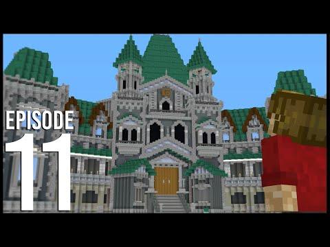 Hermitcraft 7: Episode 11 - THE GRIAN MANSION